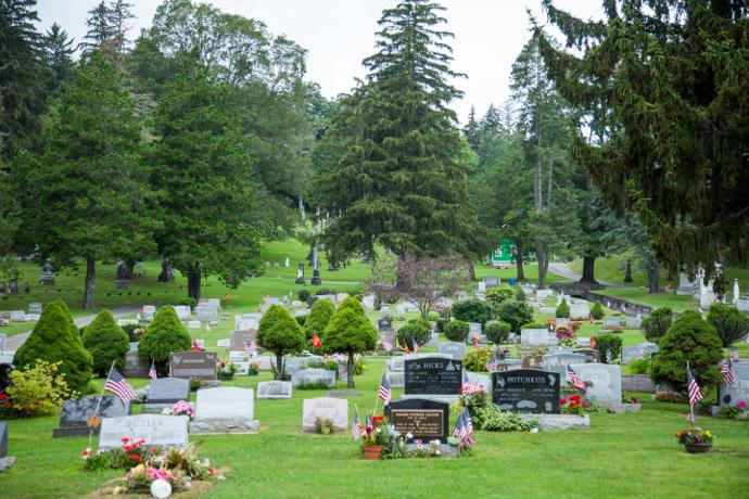 Glenwood Cemetery Village Of Homer New York